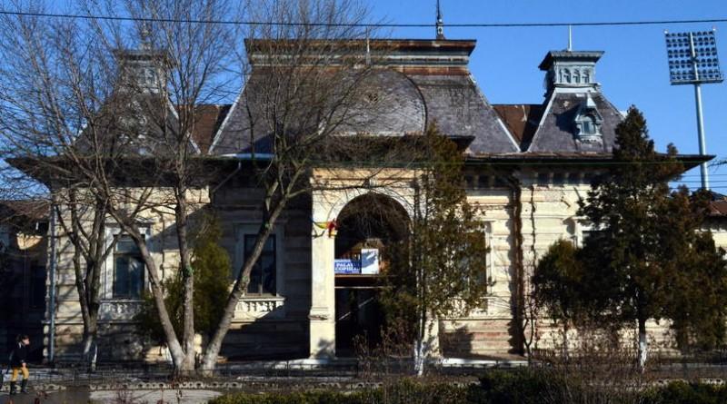 Casa Mavrocordat, azi Palatul Copiilor (Vaslui)