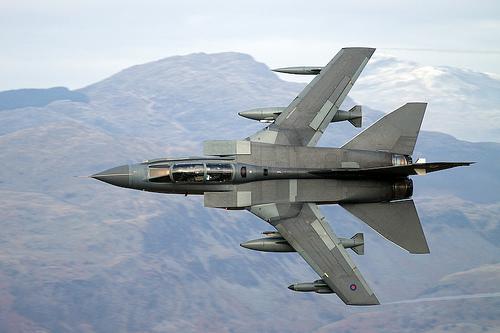 TornadoGR4Aircraft