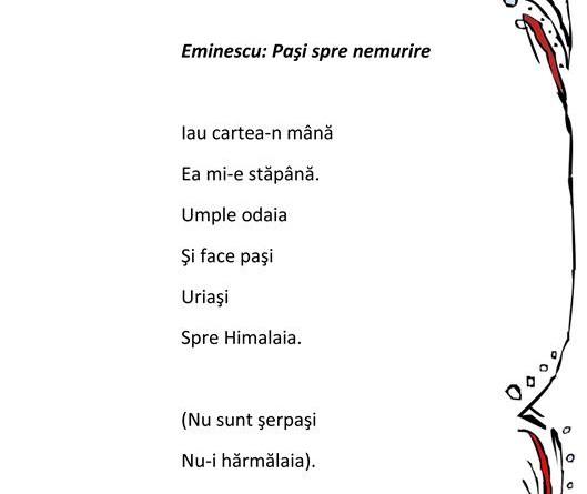 poezie Carare 3 (Copy)