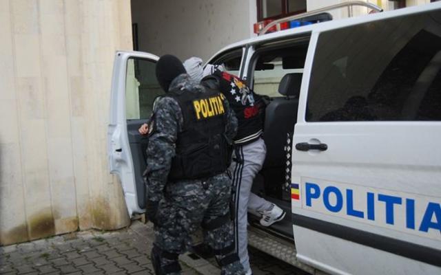 politia-mascati-arest