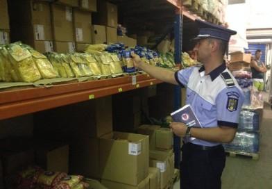 Polițiștii vasluieni în luptă cu evaziunea fiscală și comerțul ilicit