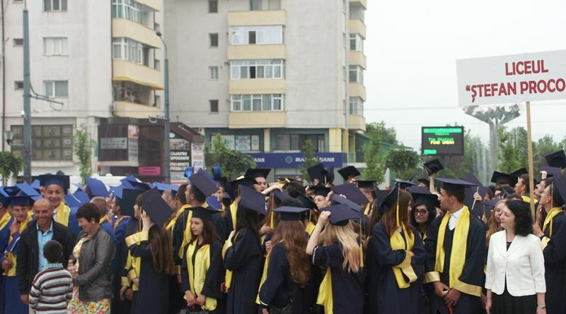 ziua absolventului