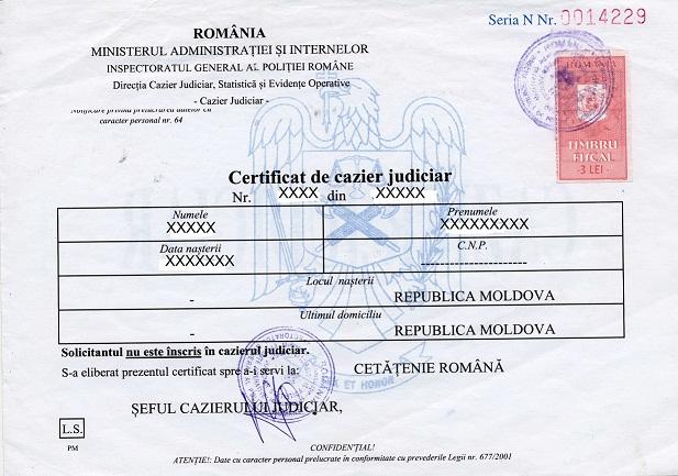 certificat-cazier