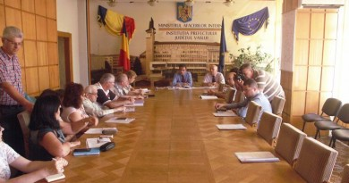 comisie dialog social prefectura