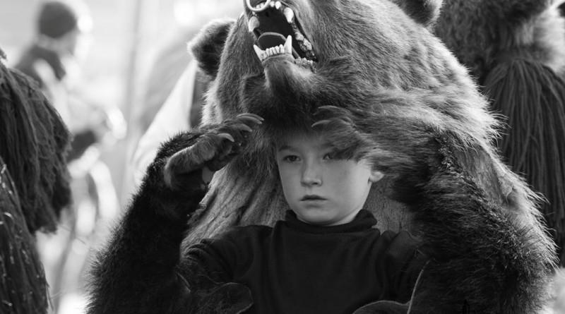 Locul III (fotografie alb - negru) –Paul Clapa