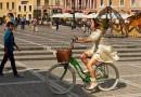 """""""Cochete pe biciclete"""", la Vaslui"""