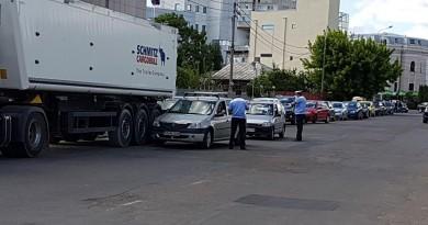 politia rutiera trafic