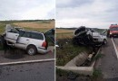 Accident grav la Crasna