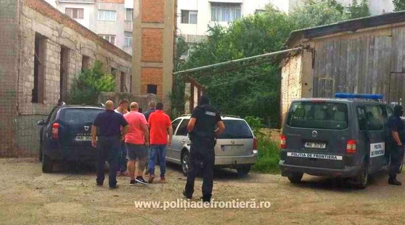 politie perchezitii contrabanda