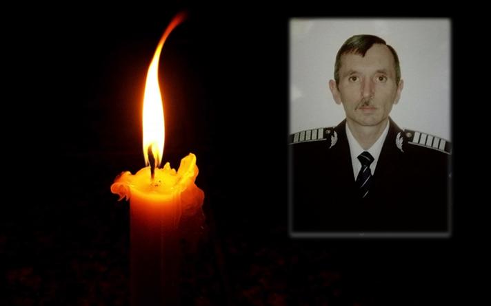 politist decedat
