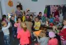 Surpriză de la CJCPCT Vaslui: jucării pentru copiii Grădiniței Solești