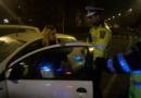 Vasluiancă beată, show pe străzile din Iași. A făcut praf patru mașini