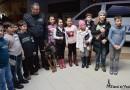 [FOTO/VIDEO] Rico, câinele polițist, vedeta manifestărilor de Ziua Poliției
