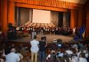"""Curs festiv la Liceul Teoretic """"Emil Racoviță"""" Vaslui"""