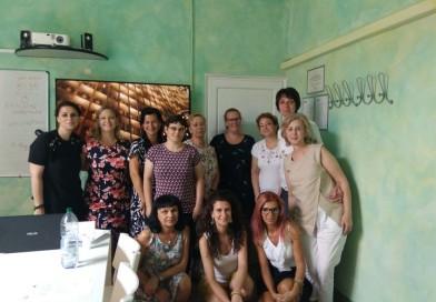 Profesori vasluieni, în vizită de proiect, la Florența