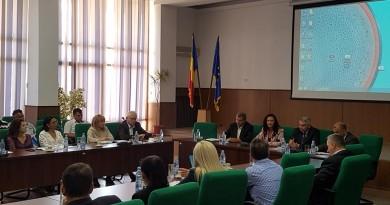 Ministrul pentru Românii de Pretutindeni, Natalia Intotero, în vizită la Vaslui