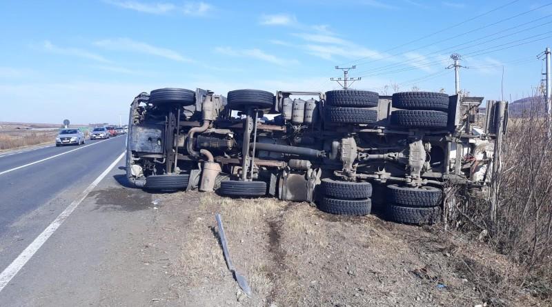 accident-betoniera-tir-bogdanesti