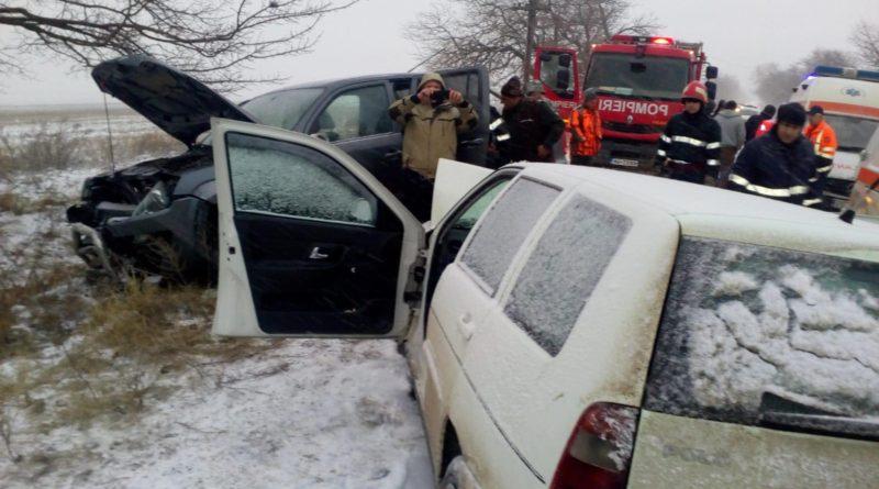 Ioan Ciupilan, primarul Hușului, implicat într-un accident