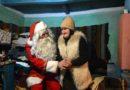 Moș Crăciun a plecat la drum! Primul popas, la bunica Profira, de 100 ani, din satul Butucăria