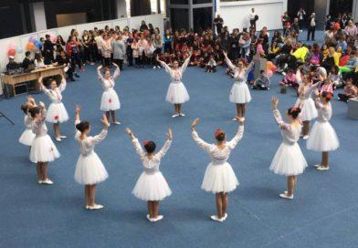 """Ansamblul coregrafic """"Prietenia"""", de la Palatul Copiilor, premiul I la un Concurs Internațional de Dans"""