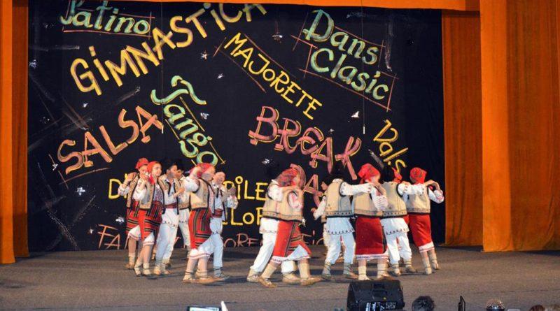 """Dansul popular, marele câștigător al """"Ritmurilor Tinereții"""""""