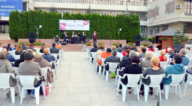 Weekend pe acorduri de vioară, în Centrul Civic