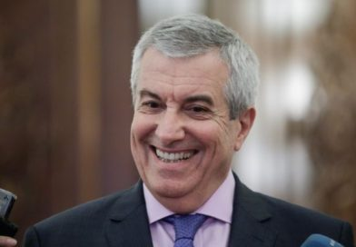 """Călin Popescu-Tăriceanu, la Vaslui: """"Crezul meu este că noi trebuie să avem o Românie unită"""""""
