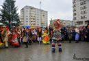 """""""Datini şi Obiceiuri de iarnă"""", pe străzile Vasluiului (galerie foto)"""