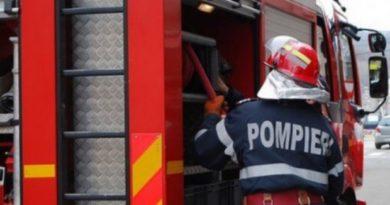 Doi pompieri vasluieni, diagnosticați cu Covid-19