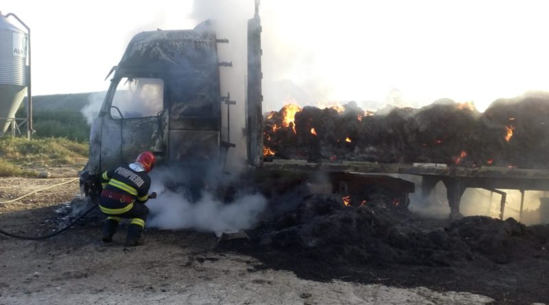 Ghinioane peste ghinioane la Vanbet! Un nou incendiu s-a produs aseară