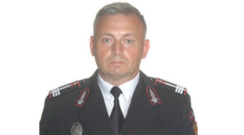 Colonelul Niculae Tătaru, fratele ministrului Sănătăţii, va prelua comanda ISU Vaslui