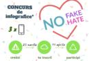 """Centrul Europe Direct lansează concursul """"No Fake, No Hate"""""""