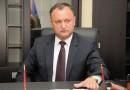 Mihai Ghimpu a prezentat un proiect de lege privind suspendarea președintelui Igor Dodon