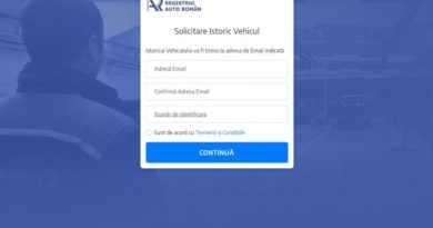 "RAR a lansat aplicația ""ISTORIC VEHICUL""!"