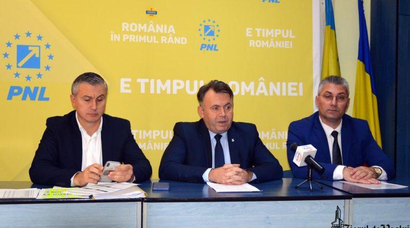 Arcăleanu vs Tătaru! Nelu Tătaru, acuzat că ar conduce PNL Vaslui în mod dictatorial