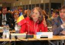 """Gabriela Crețu: """"Țara mea, România, a fost în mod special implicată pe durata Președinției Consiliului UE în adoptarea măsurilor de contingență necesare în cazul Brexit"""""""