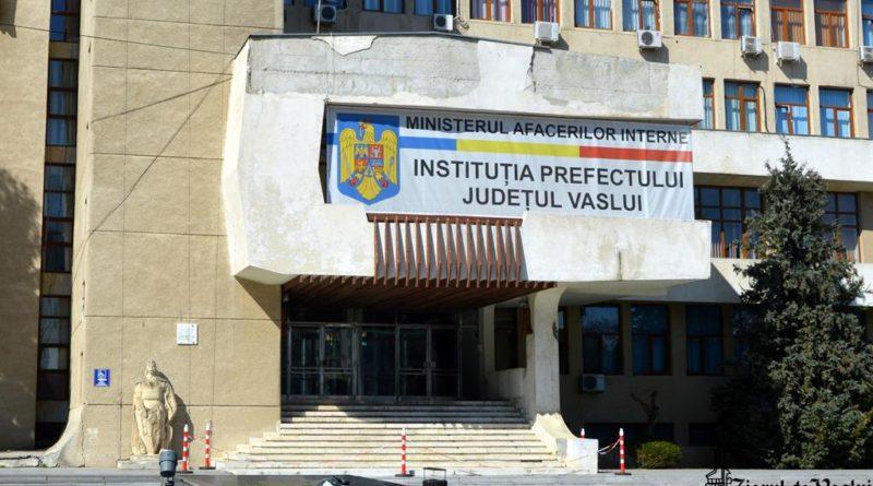 """""""DEZMĂȚ"""" la Instituția Prefectului. Angajații Prefecturii încasează un spor """"COVID-19"""" de 30% din salariu"""
