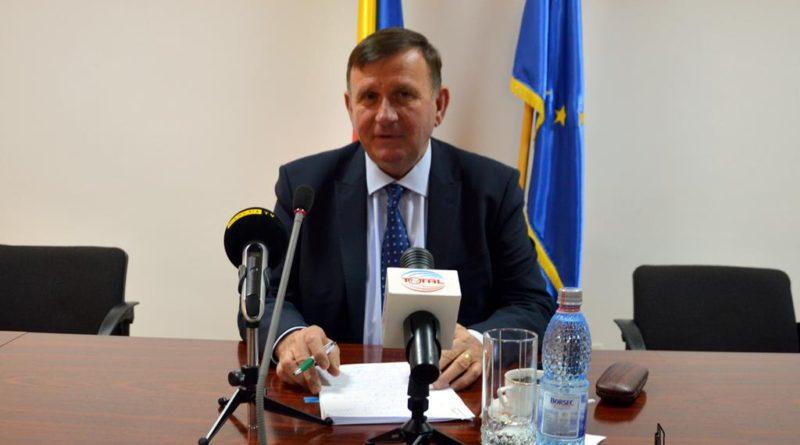 """Primarul Vasile Pavăl: """"La mulți ani, copii ai Vasluiului"""""""