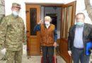 Veteran de război, la 100 de ani