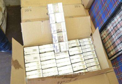 Persoane implicate în contrabandă, cercetate în stare de arest preventiv