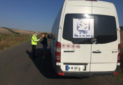 Atenție! Conducători auto fără permis, depistați în trafic