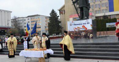 Ziua Națională a României la Vaslui (galerie foto)