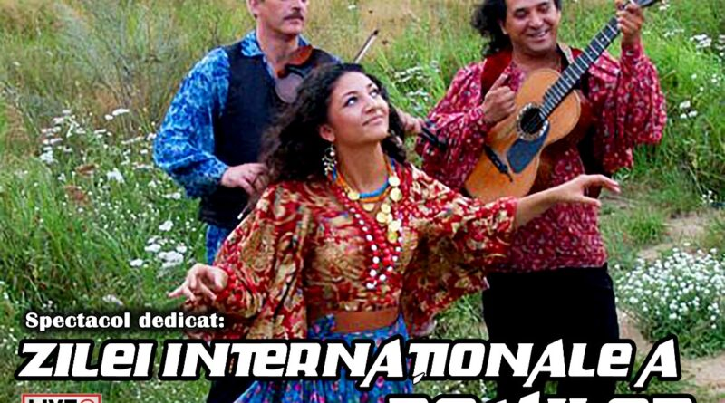 Ziua Internațională a Romilor, sărbătorită cu muzică și dans