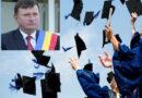 Scrisoarea primarului municipiului Vaslui pentru absolvenții de liceu