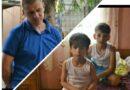 Apel umanitar: Un bărbat și cei doi copii, pe care îi crește singur, riscă să rămână pe drumuri!