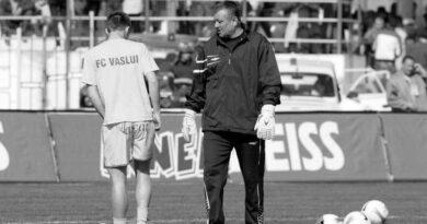A murit Ioan Mangeac, fost antrenor de portar la FC Vaslui
