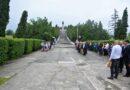"""Ștefan cel Mare, comemorat la Podul Înalt. Reprezentanții Prefecturii au spus """"pas"""" evenimentului (galerie foto)"""