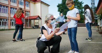 Nou program educațional pentru elevii din zona Negrești