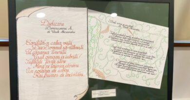 Deținuți din Penitenciarul Vaslui, fruntași la un concurs de caligrafie